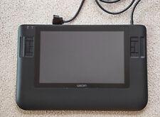 Wacom Cintiq 12wx DTZ-1200W/G interactive Pen Display Graphics Tablet Complete