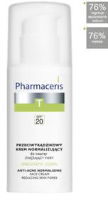 Pharmaceris T Sebostatic Face Day Cream SPF 20 Normalizing Anti Acne 50ml