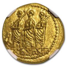 Thracian/Scythian Gold Stater w/Monogram (1st Century BC) MS* NGC - SKU#153591
