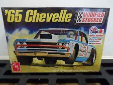 AMT 1/25 1965 Chevelle Modified Stocker Race Car AMT1177
