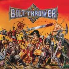 Bolt Thrower War Master LP Vinyl 2017