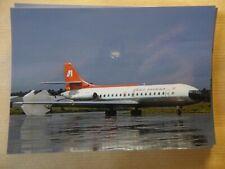 INDIAN AIRLINES  CARAVELLE 6N   VT-ECG    /  collection vilain N° 799