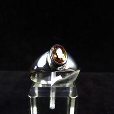 Ring Gr. 58 Silber 925 mit Edeltopas