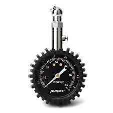 NEW Metal Dial Tire Tyre Gauge Meter Car Measure Pressure Manometer Car Vehicle