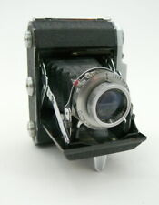Zenobia folding camera with 75mm F:3.5  Hesper lens.