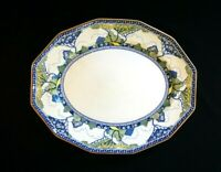 Beautiful Royal Doulton Art Deco Merryweather Large Oval Platter