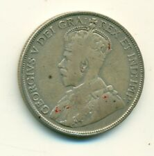 Canada 50 cents 1914 VG/F