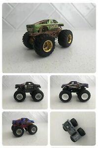 Hot Wheels Monster Jam WWE Trucks