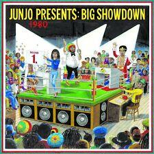 HENRY 'JUNJO' LAWES - BIG SHOWDOWN - NEW CD ALBUM