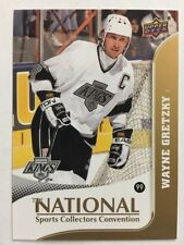 2010 UPPER DECK NATIONAL CONVENTION WAYNE GRETZKY #NSC-17