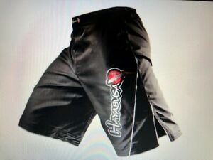 "HAYABUSA KYOUDO FIGHT SHORTS MMA BJJ ""NEW W.T."" GREAT QUALITY"