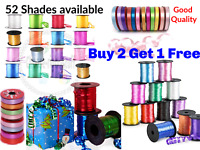 60 METER OF BALLON CURLING RIBBON FOR PARTY GIFT WRAPPING / BALOONS BALLONS CRS
