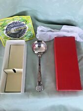 King's Pattern Fiddle back Silver Plated Sauce ladle-19cm - Boxed & unused
