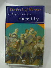 THE BOOK OF MORMON: IT BEGINS WITH A FAMILY Lehi and his Descendants LDS Mormon
