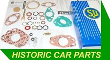 """Triumph Herald 948 1959-1964 - SERVICE Kit for One (1) H1 1⅛"""" SU Carb Front/Rear"""