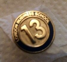 13 Badge Pin London Business School Metal & Enamel