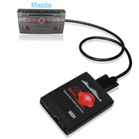 Bluetooth Stereo Car Audio interface USB AUX Black Adapter For  CX-7 MX-5 RX-8