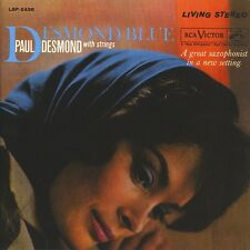 Paul Desmond With Strings - Desmond Blue ( CD - Album - Paper Sleeve )