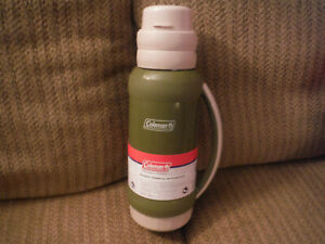 NEW Coleman 1.75 Qt Insulated Plastic Bottle Thermos - BPA FREE - COLOR CHOICE