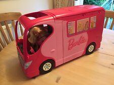 CAMPER Barbie e due le Barbie