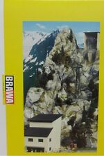 BRAWA 6341 Nebelhornbahn Gebäudebausatz H0