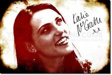 Katie MCGRATH ORIGINAL ART PRINT PHOTO POSTER REGALO