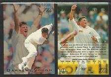 DARREN GOUGH 1995 FUTERA CRICKET ASHES ELITE CARD No 26