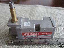 Mosier Model X07-326Np-1 Pneumatic Solenoid Valve Manifold Mount
