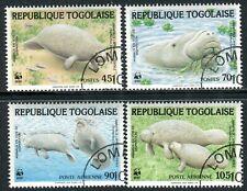 226 - Togo - Togolaise 1984 - WWF - Animals - Used Set