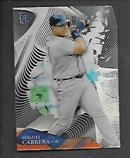 MIGUEL CABRERA  2014 TOPP HIGH TEK WAVE #HT-MC  FREE COMBINED S/H