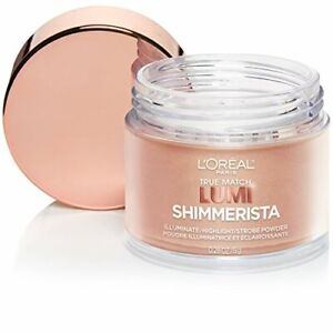 L'Oreal Paris Cosmetics True Match Lumi Shimmerista Powder, Sunlight