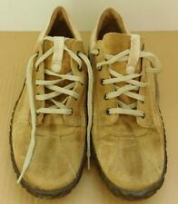 GIXUS Mens Shoes Italy Made 43~10 Browns Suede Leather Lace Up $6.50 SH Sharp