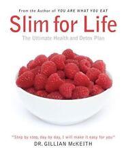 Slim for Life, Dr. Gillian McKeith, 0452289254, Book, Good