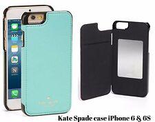 NEW $70 kate spade new york 'Cedar Street' iPhone 6 & 6s Case Leather +Mirror #3