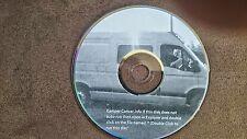 Motorhome / Camper Van Conversion  - Self-Build Info disc