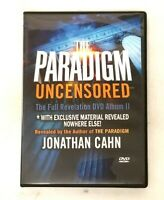 THE PARADIGM UNCENSORED The Full Revelation Jonathan Cahn 4 DVDs Album VOL. 2
