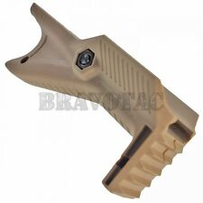 Strike Industries Cobra Grip FDE/Tan Tactical Angled Foregrip Picatinny 5.56/223