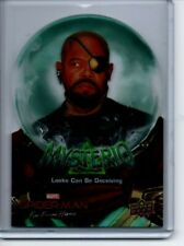 Spider-Man Far From Home Mysterio Insert Card M-25