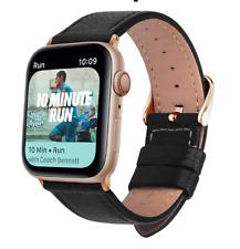 Correa Pulsera de cuero para Apple Watch series 1 2 3 4 5 6