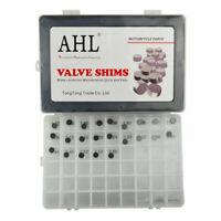 23pcs 8.85mm Valve Shim Kit Motorcycle Engine Adjustable Thickness 1.72mm-2.6mm
