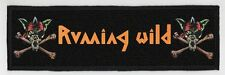 RUNNING WILD SUPERSTRIP PATCH / SPEED-THRASH-BLACK-DEATH METAL