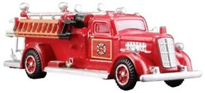 HO Scale - Fire Truck with Ladders and Hoses - WOO-AS5567