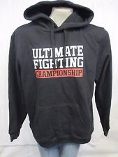 Ultimate Fighting Championship UFC Men's #07 Sanderson Black Hooded Sweatshirt