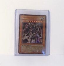 Ancient Gear Golem - Ultra rare 1st Edition TLM Yugioh - Sleeved