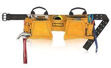 Dewalt Suede Carpenters Apron Tool Belt 20019