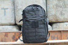 5.11 Tactical Rush 24 Backpack Black - Rush 24 Black - New With Tags