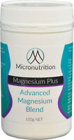 Magnesium Powder - Nervous System and Energy Support - 30 Serves