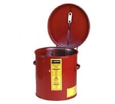 8 litre Justrite Dip Tank soaking, washing with acetone/flammable liquids -27602
