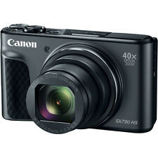 Canon PowerShot SX730 HS Digital Camera 40x Optical Zoom with Wifi/NFC/BT