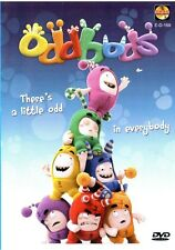 DVD Funny Cartoons The Oddbods Show 15 Episode ALL Region Free Shipping